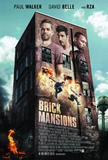 Brick Mansions (2014) (BluRay) - New Hollywood Dubbed Movies