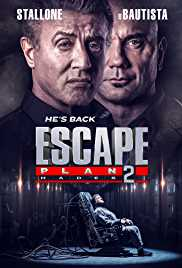 Escape Plan 2 Hades (2018) (BRRip) - New Hollywood Dubbed Movies