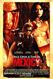 Once Upon a Time in Mexico (2003) (BluRay) - Hollywood Movies Hindi Dubbed