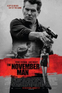 The November Mand (2014) (BR Rip) - New Hollywood Dubbed Movies