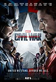 Captain America Civil War (2016) (BluRay) - Captain America All Series