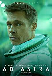 Ad Astra (2019) (BluRay) - New Hollywood Dubbed Movies