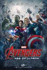 Avengers Age of Ultron (2015) (BluRay)