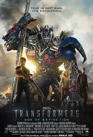 Transformers - Age of Extinction (2014) (Bluray) - Transformers All Series