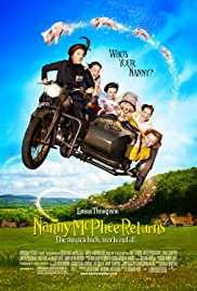 Nanny McPhee Returns (2010) (BluRay)