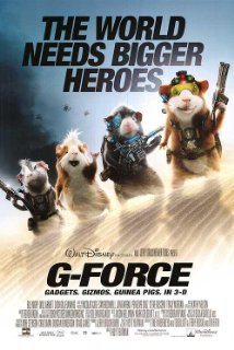 G-Force (2009) (BRRip) - New Hollywood Dubbed Movies