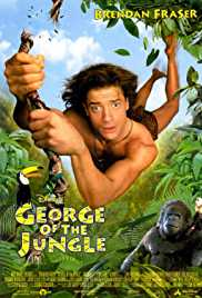 George of the Jungle (1997) (BRRip) - Hollywood Movies Hindi Dubbed