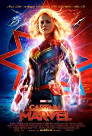 Captain Marvel (2019) (BluRay)