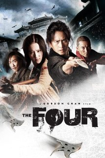 The Four (2012) (BR Rip) - Hollywood Movies Hindi Dubbed