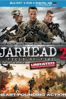 Jarhead 2 Field Of Fire (2014) (BluRay) - New Hollywood Dubbed Movies
