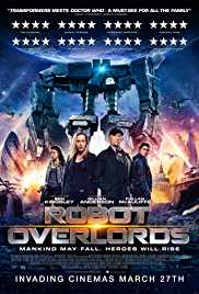 Robot Overlords (2014) (BluRay) - Hollywood Movies Hindi Dubbed