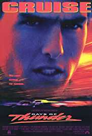 Days Of Thunder (1990) (BRRip) - Hollywood Movies Hindi Dubbed