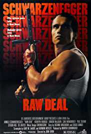 Raw Deal (1986) (BRRip) - Hollywood Movies Hindi Dubbed