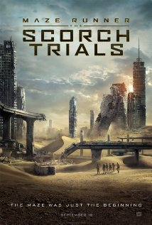 Maze Runner: The Scorch Trials (2015)  (HDRip)
