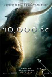 10,000 BC (2008) (BluRay) - Hollywood Movies Hindi Dubbed