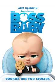 The Boss Baby (2017) (BRRip)