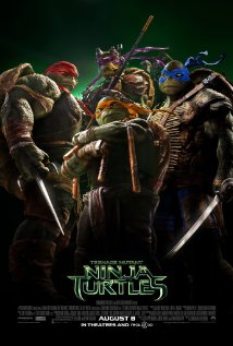 Teenage Mutant Ninja Turtles (2014) (BluRay) - New Hollywood Dubbed Movies