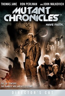 Mutant Chronicles (2008)  (DVD) - Hollywood Movies Hindi Dubbed