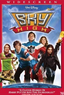 Sky High (2005) (DVD) - Hollywood Movies Hindi Dubbed