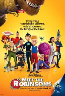 Meet the Robinsons (2007) (Br Rip) - Cartoon Dubbed Movies