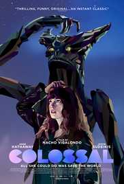 Colossal (2016) (BluRay) Eng