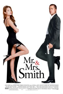 Mr and Mrs Smith (2005) (BRRip) - Hollywood Movies Hindi Dubbed