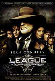 The League of Extraordinary Gentlemen (2003) (BRRip) - Hollywood Movies Hindi Dubbed