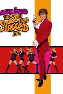 Austin Powers The Spy Who Shagged Me (1999) (Br