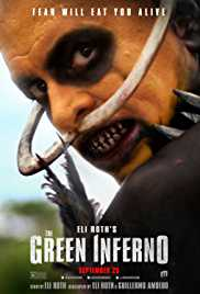 The Green Inferno (2013) (BluRay)