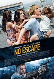 No Escape (2015) (BR Rip) - New Hollywood Dubbed Movies
