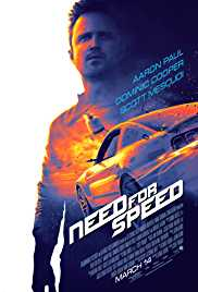 Need for Speed (2014) (BluRay)