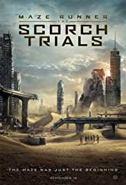 Maze Runner The Scorch Trials (2015) (BluRay)