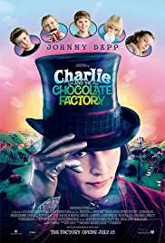 Charlie and the Chocolate Factory (2005) (BluRay)