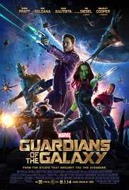 Guardians of the Galaxy (2014) (BluRay) - Guardians of the Galaxy All Series