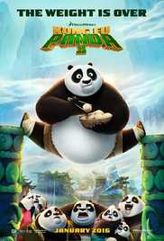 Kung Fu Panda 3 (2016) (BluRay) - Kung Fu Panda All Series