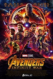 Avengers Infinity War (2018) (BluRay)
