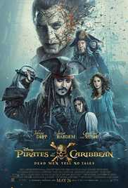 Pirates of the Caribbean Dead Men Tell No Tales (2017) (BluRay) - Pirates of the Caribbean All Series