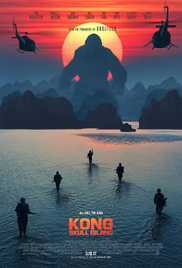Kong Skull Island (2017) (BluRay) - New Hollywood Dubbed Movies