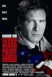 Clear and Present Danger (1994) (BRRip) - Jack Ryan All Series