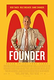 The Founder (2016) (BluRay)