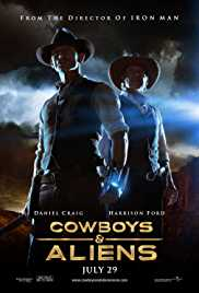 Cowboys & Aliens (2011) (BluRay)
