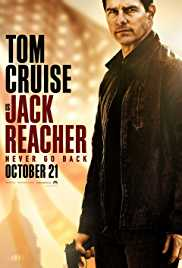 Jack Reacher Never Go Back (2016) (BluRay) - Jack Reacher All Series
