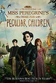 Miss Peregrines Home for Peculiar Children (2016) (BluRay) - Hollywood Movies Hindi Dubbed