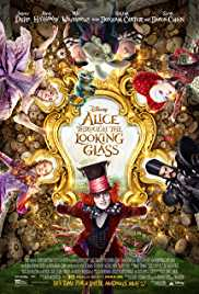 Alice Through the Looking Glass (2016) (BluRay)
