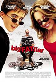 Big Fat Liar (2002) (BluRay) - Hollywood Movies Hindi Dubbed