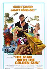 The Man with the Golden Gun (1974) (BluRay) - James Bond All Series