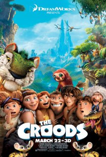 The Croods (2013) (BRRip) - Hollywood Movies Hindi Dubbed