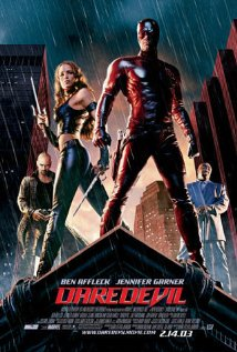 Daredevil (2003) (DVD)  - Hollywood Movies Hindi Dubbed