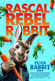 Peter Rabbit (2018) (BluRay)
