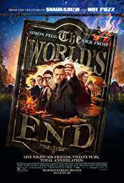 The World's End (2013) (BluRay)